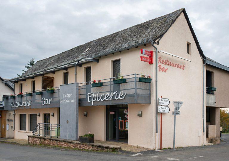 Restaurant bar épicerie L'étape méridienne
