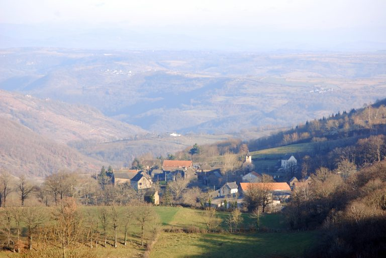 Village Lacapelle del vern